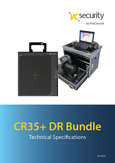 DR and CR35+ bundle - Technical Specifications